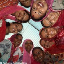India: Women aiding women!