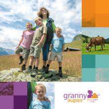 Newsletter Grannies - Want a change? Experience other worlds with Granny Aupair