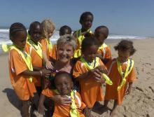 Newsletter Grannies - Helfen in sozialen Projekten