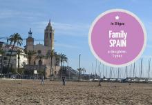 Newsletter Grannies - Very spontaneous Granny for two weeks in Barcelona!