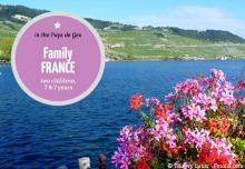Newsletter Grannies - Pack your bags and travel to France