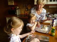 Newsletter Familie - Bild am Sonntag sucht Familien mit Granny Aupair