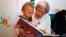 Newsletter Grannies - Grandmothers are great!