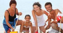 Newsletter Families - Holiday time - Granny Aupair Time