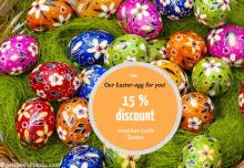 Newsletter - Our Easter egg for you