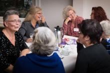 Newsletter Grannies - Schön war's: Das dritte Granny Aupair Get together