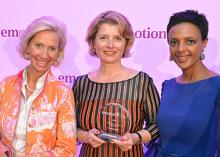 Granny Aupair wins EMOTION Award