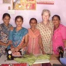 Nordindien: Selbstbewusstsein und Unabhängigkeit für Frauen